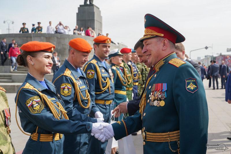 Parad Pobedy Ekaterinburg 9 maya 2021 28