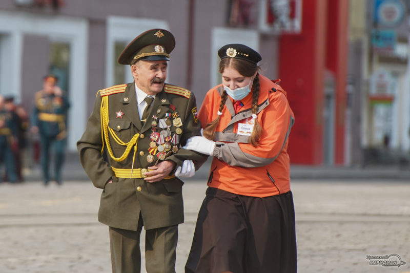 Parad Pobedy Ekaterinburg 9 maya 2021 3