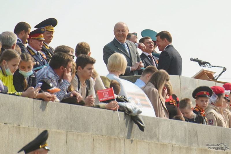 Parad Pobedy Ekaterinburg 9 maya 2021 4
