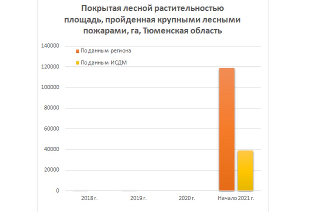 Лесопожарная ложь. Почему горят Урал и Сибирь?