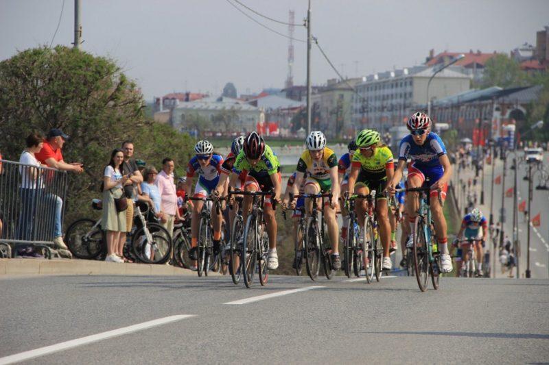 Победная велогонка-критериум пройдет в Тюмени 9 Мая