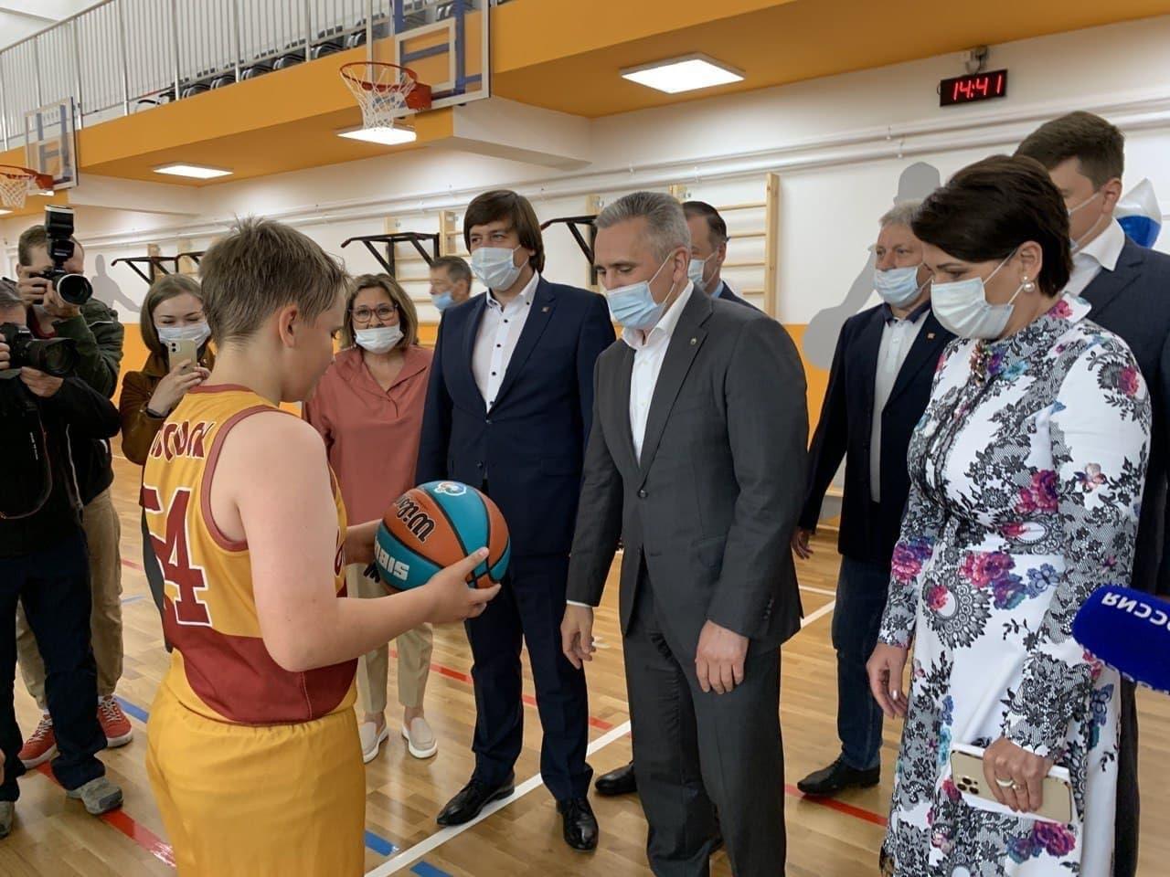 Центр спортивной гимнастики будет построен в Тобольске к лету 2023 года 1