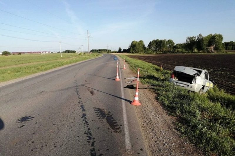 В ДТП под Ялуторовском погиб мужчина 1