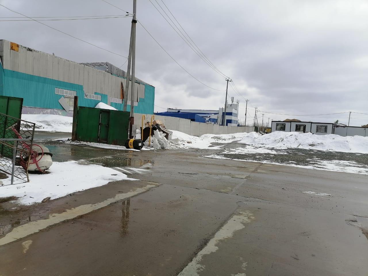 В Салехарде рыбное предприятие отправляет биоотходы на полигон ТКО 1