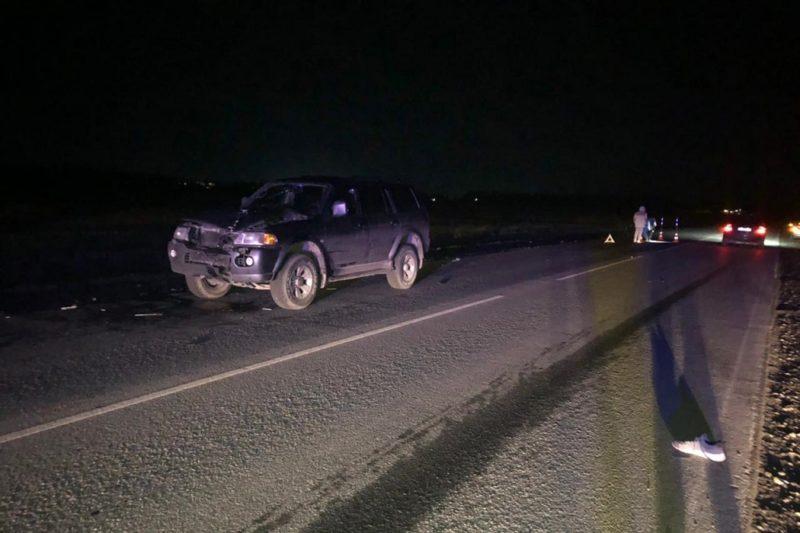 В Тюмени молодой водитель внедорожника насмерть сбил пешехода 1