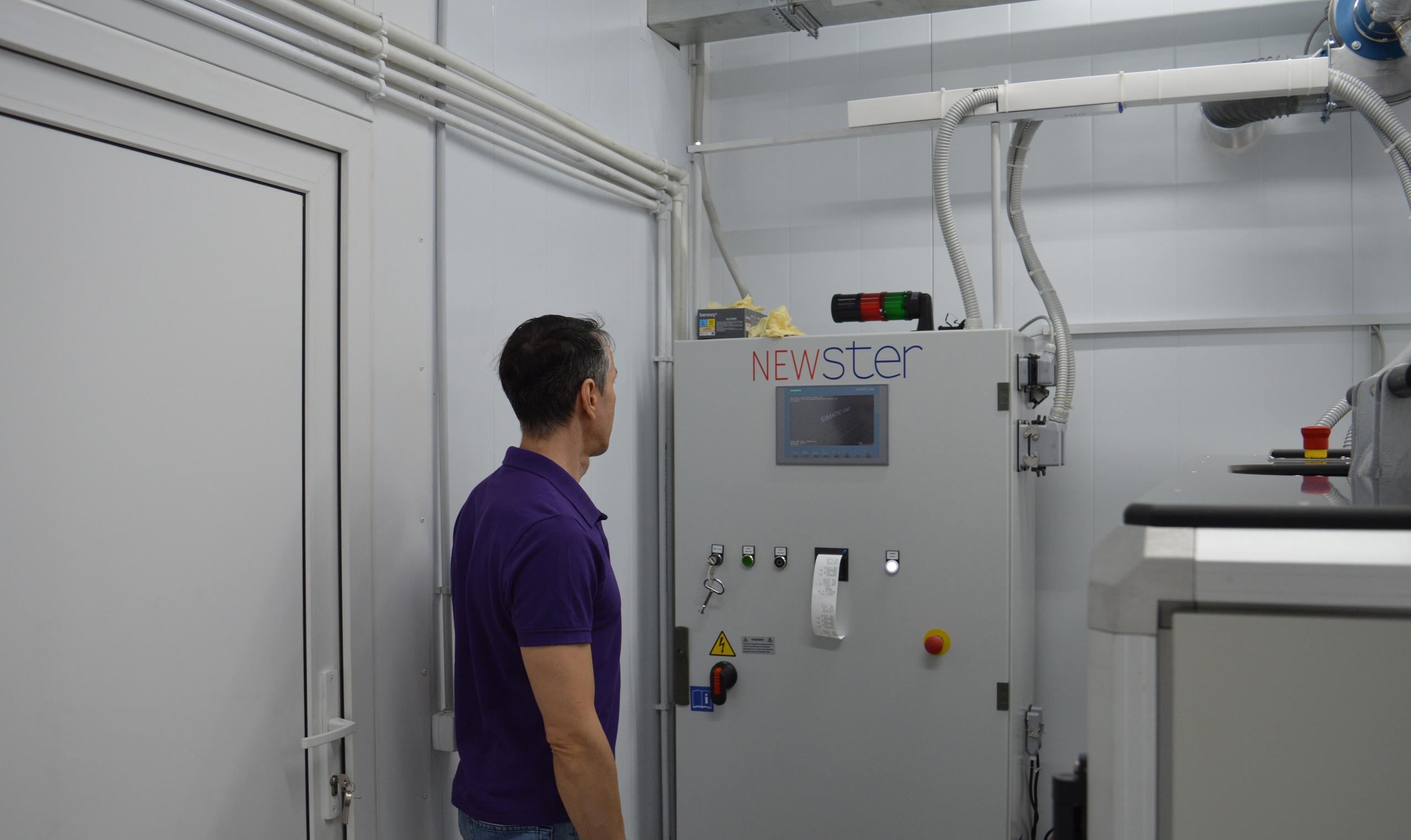В больнице Ишима появился утилизатор для переработки медицинских отходов 1