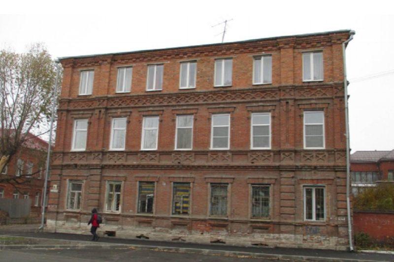 дом Корнильцева
