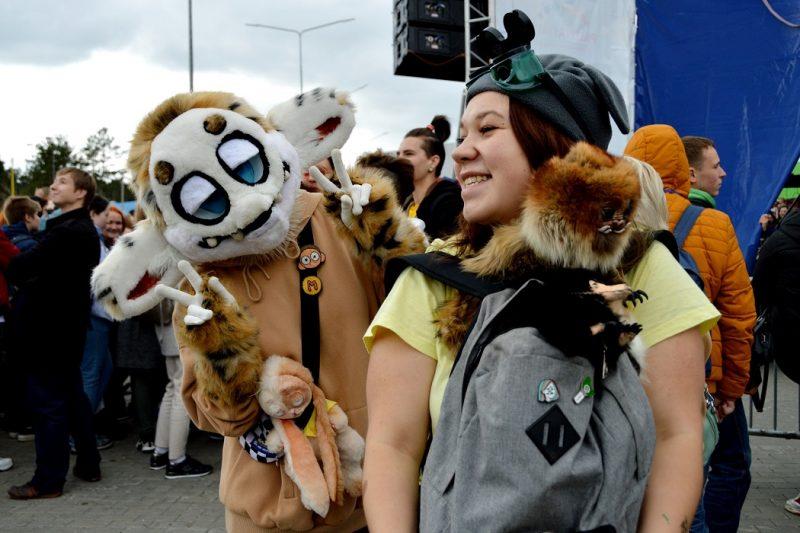 На Фестивале сказок в Радуга-парке 5 июня выступит народный сказитель
