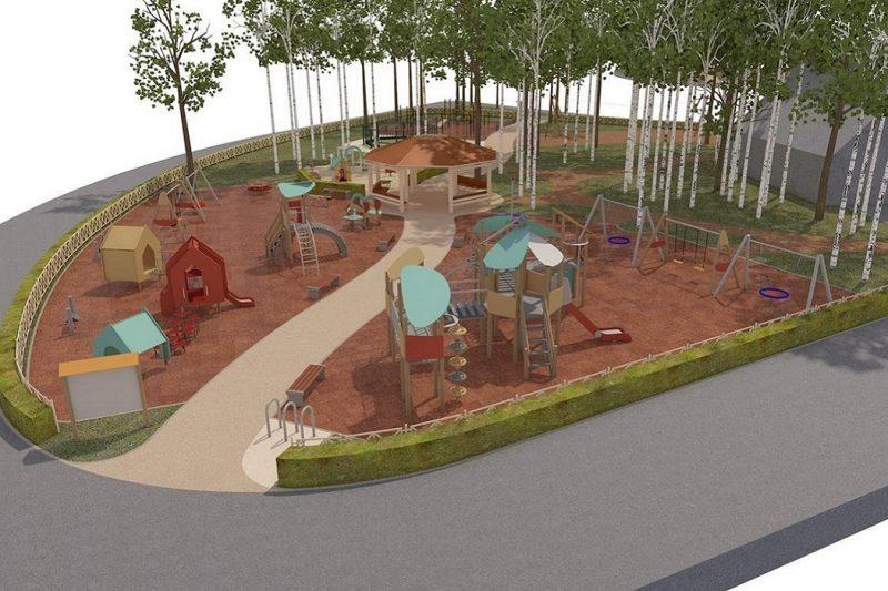 В Екатеринбурге построят канатную дорогу для детей в ЦПКиО