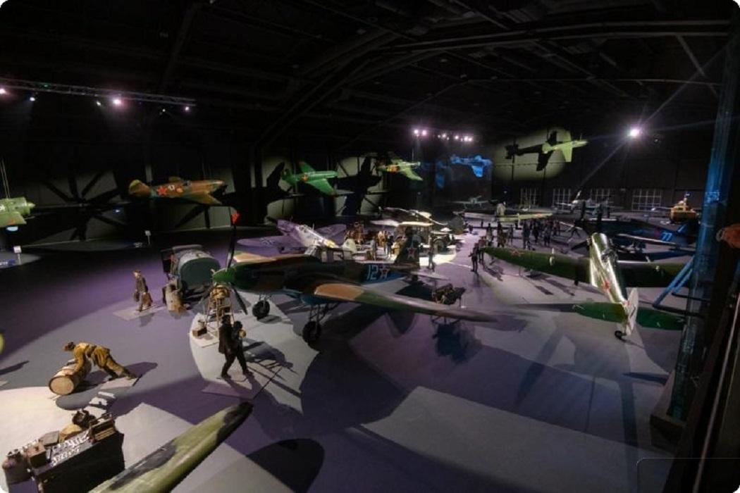 В Верхней Пышме открылся музей авиации «Крылья Победы»