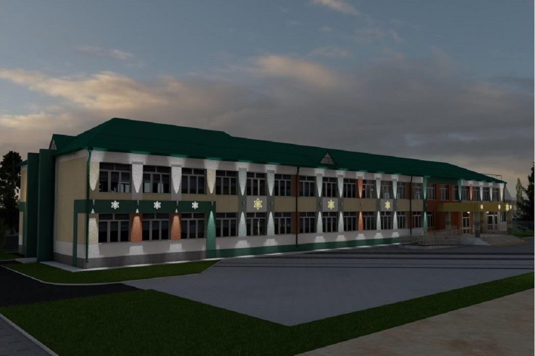 Салаирскую школу под Тюменью ждет капитальный ремонт на 118,5 млн рублей