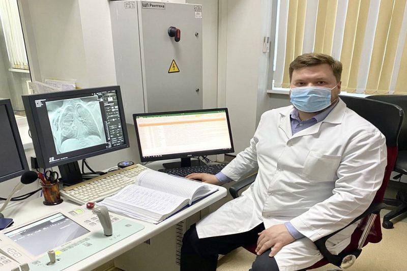 20.06.2021 V Meditsinskom gorode uvelichitsya dostupnost rentgenologicheskih issledovaniy