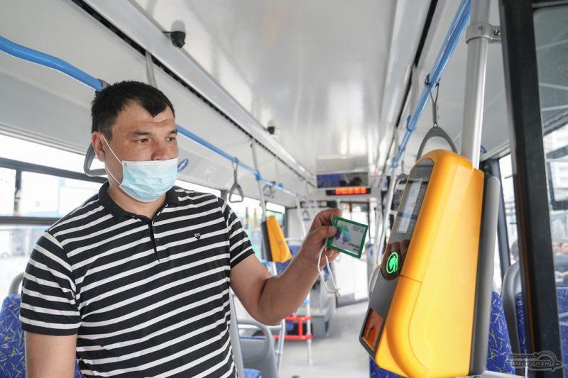 Avtobus validator oplata proed 13