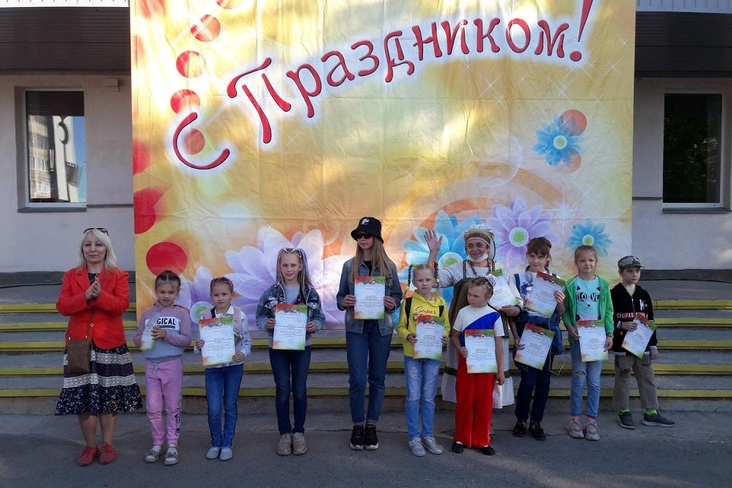 Дети + праздник + День зашиты детей