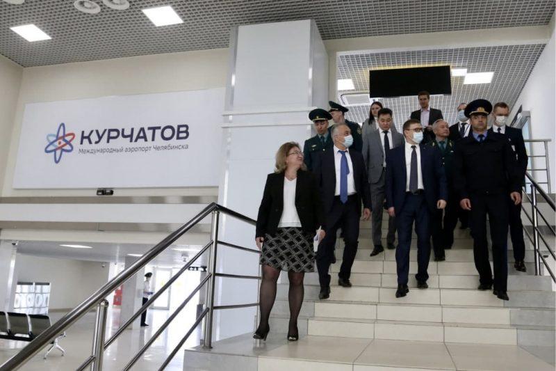 До 3 млн пассажиров в год сможет принять новый аэропорт в Челябинске