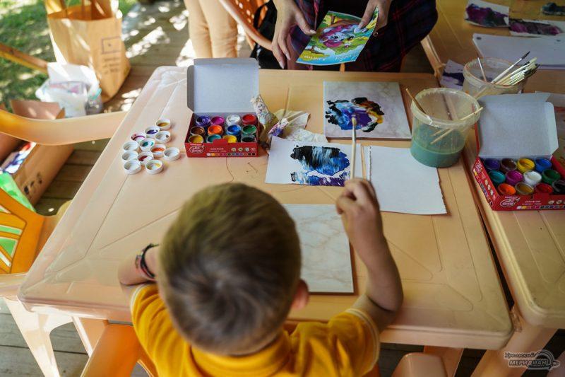 Festival skazok Raduga park deti master klass 11