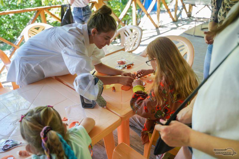Festival skazok Raduga park deti master klass 12