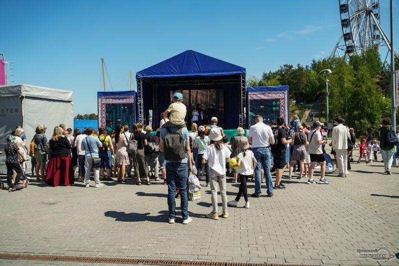 Festival skazok Raduga park deti master klass 19