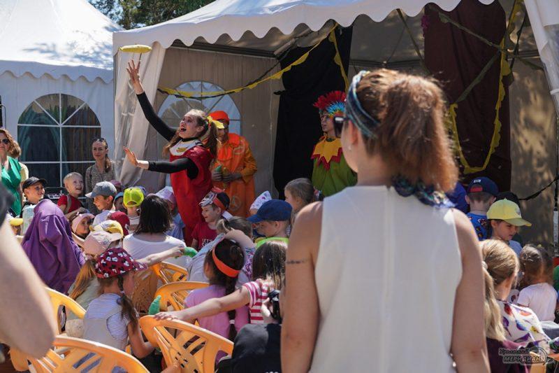 Festival skazok Raduga park deti master klass 25