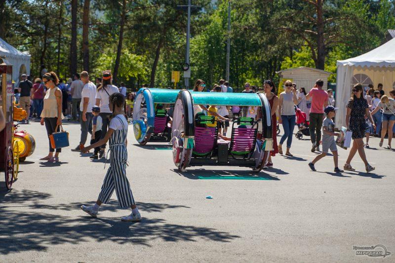 Festival skazok Raduga park deti master klass 26