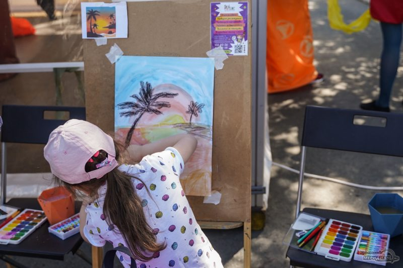 Festival skazok Raduga park deti master klass 3