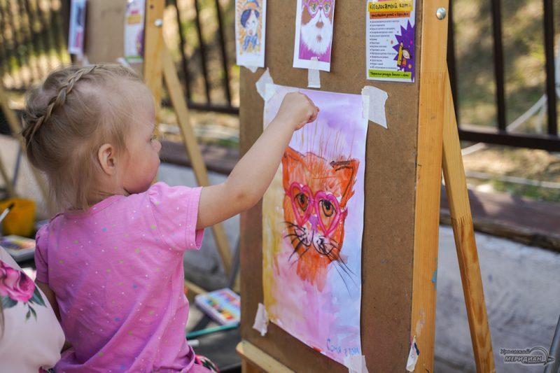 Festival skazok Raduga park deti master klass 5