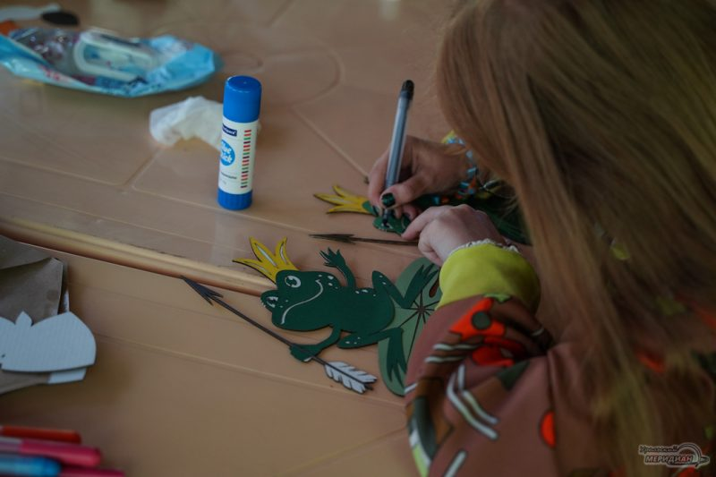 Festival skazok Raduga park deti master klass 7