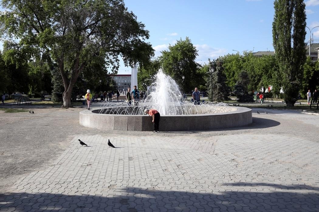 Фонтан + Шадринск