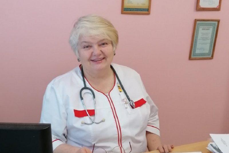 Фтизиатр села Исетского стала лучшим врачом России