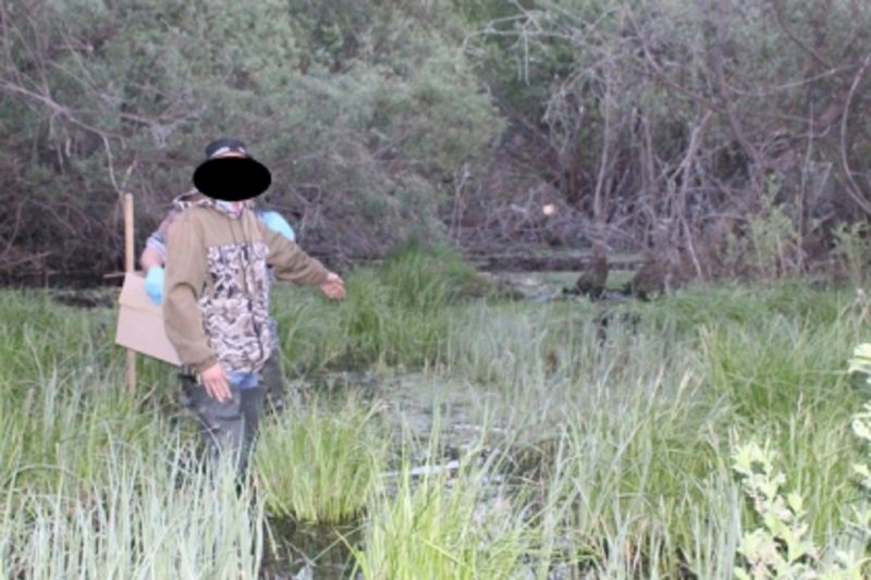 Молодой тюменец зверски убил односельчанина и утопил тело в болоте