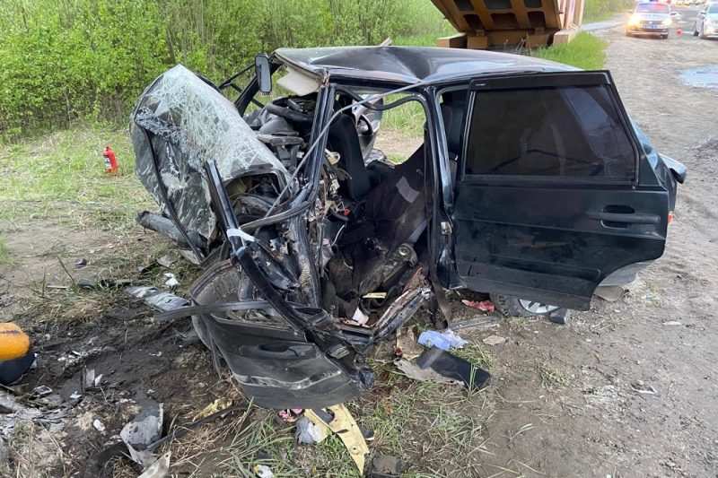 Молодой водитель погиб в страшном ДТП в Сургуте