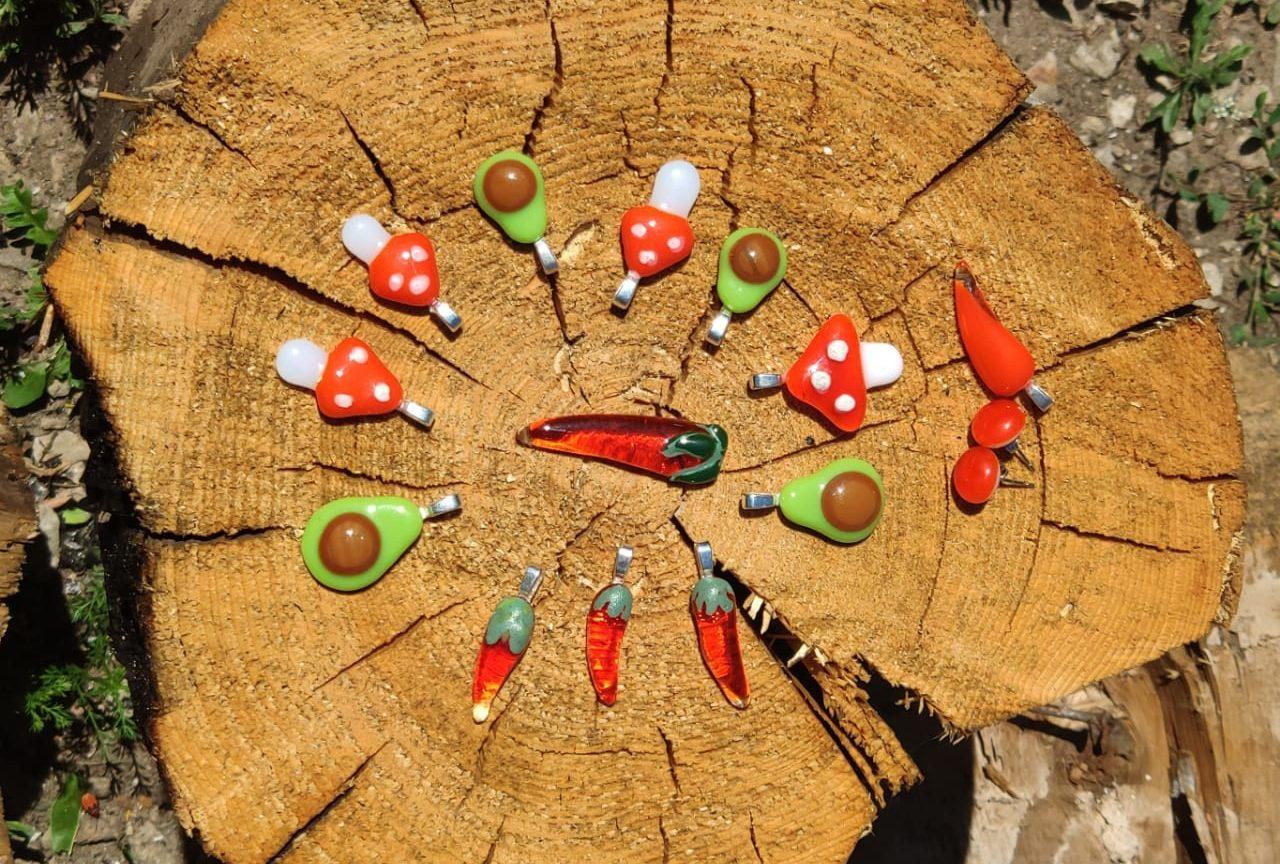Жительница Красноуфимска создает эксклюзивные изделия из стекла