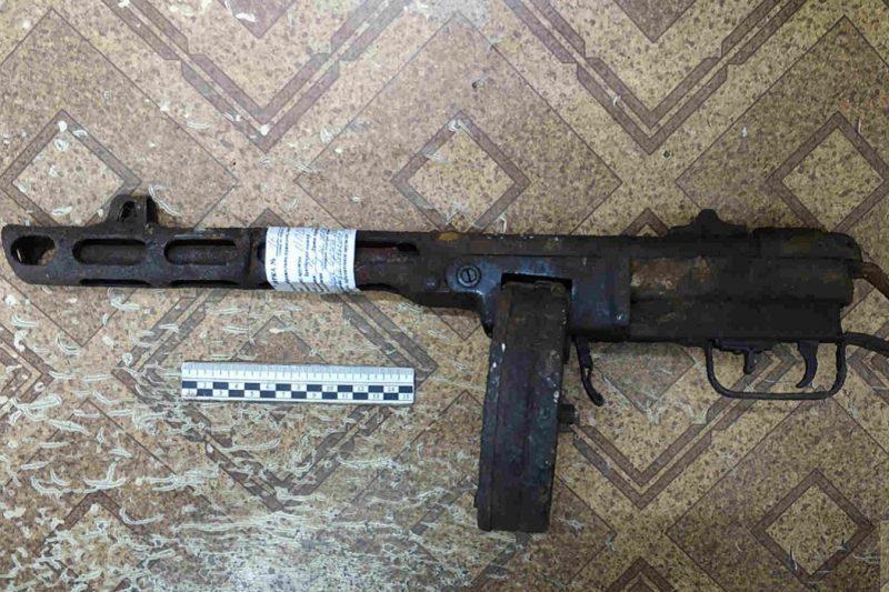 Оружие + раритетное оружие + пистолет + пулемёт