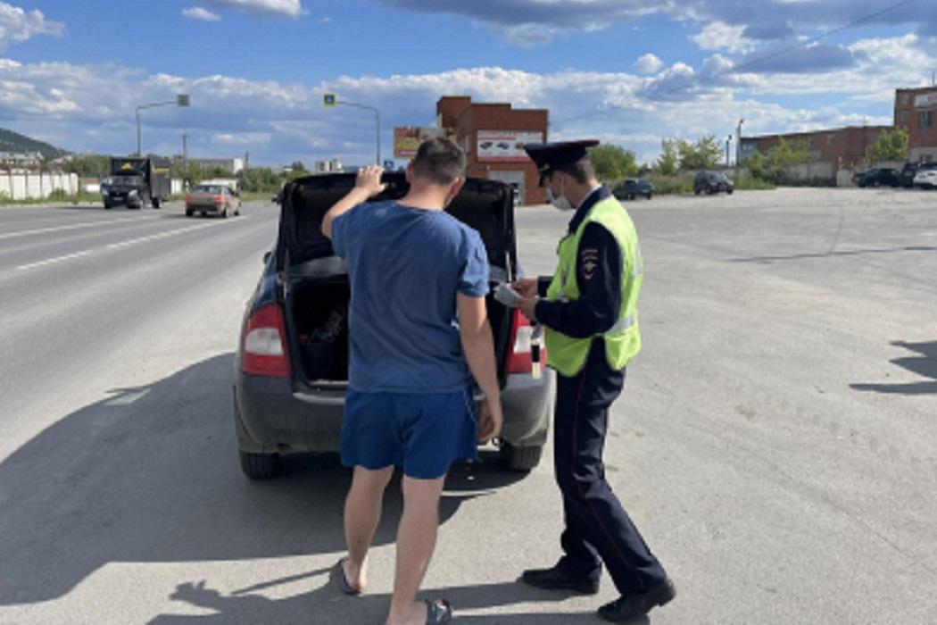 Полиция + ДПС + ГИБДД + проверка на дорогах + багажник