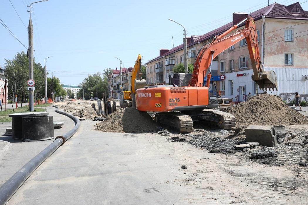 Ремонт + раскопки + канализационные сети + ремонт водопровода