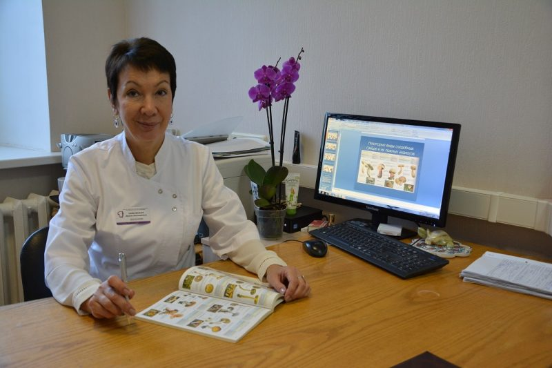 Токсиколог Ирина Чайковская стала почетным гражданином Тюмени