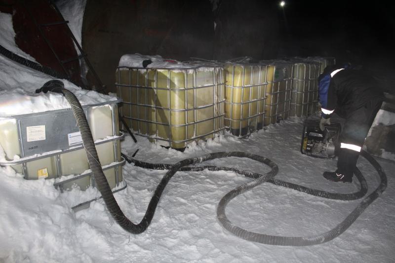 Троих ямальцев осудят за кражу газового конденсата на 800 тысяч рублей 1