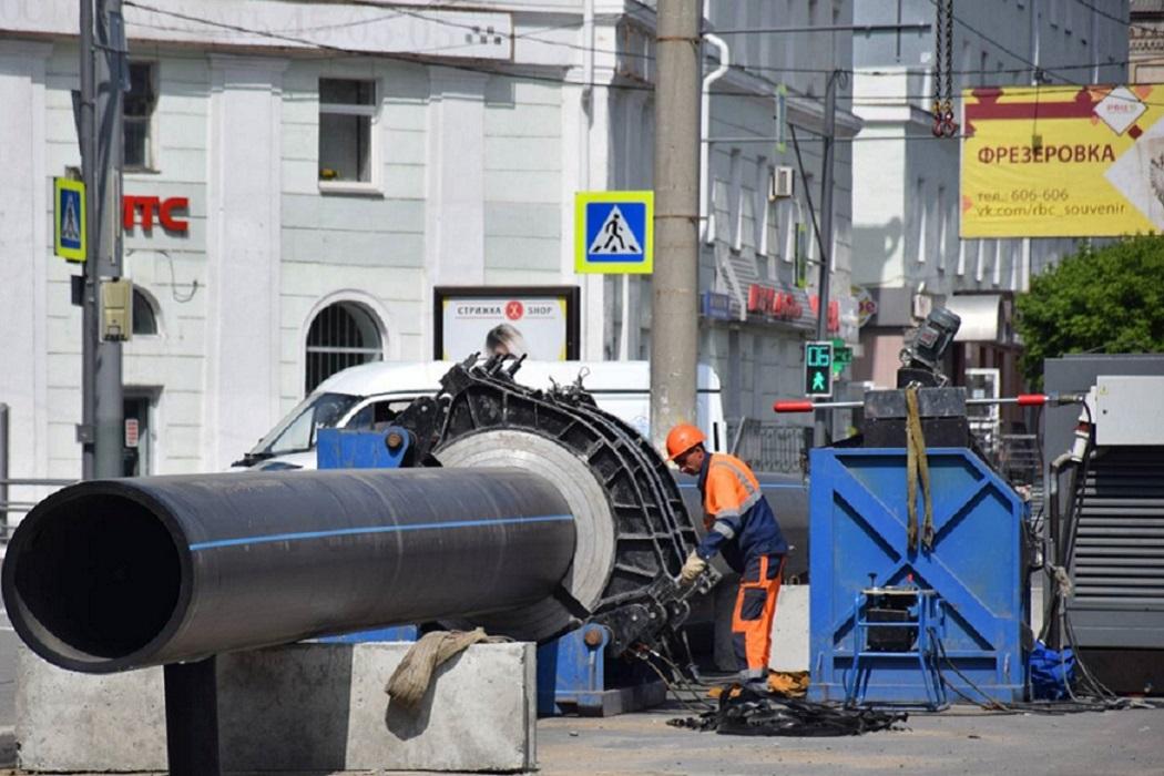 Трубы + ремонт + канализация + рабочие