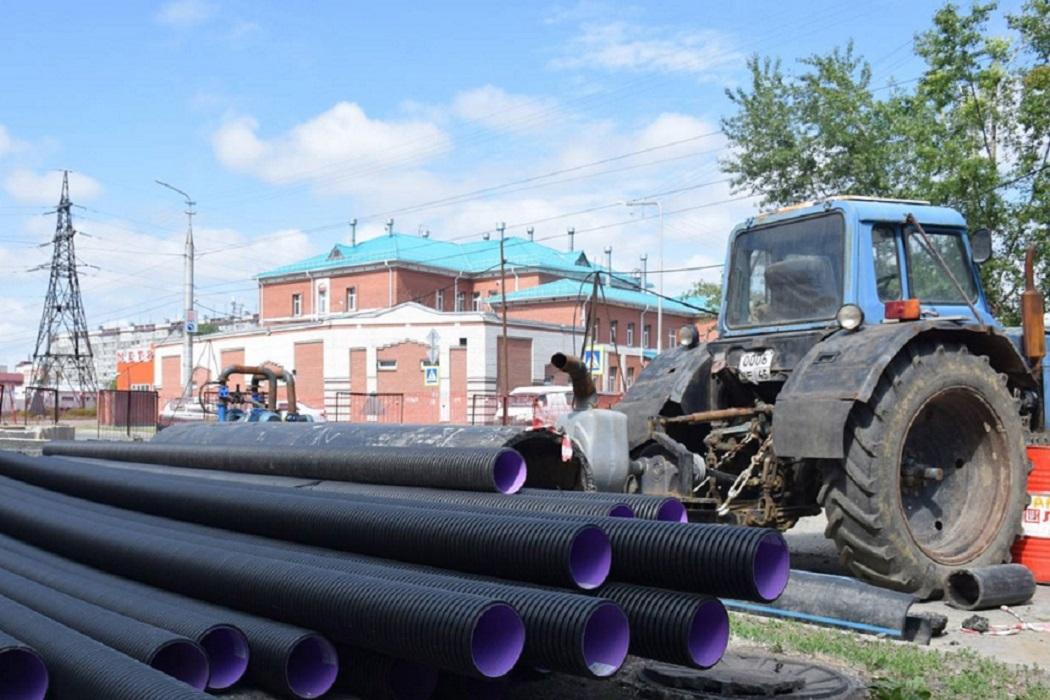 Трубы + ремонт + канализация
