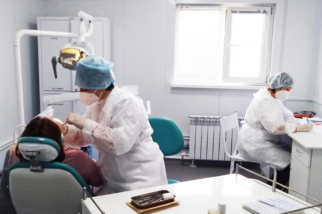 В ФАПах Ялуторовского района проводят стоматологические осмотры   Уральский  меридиан