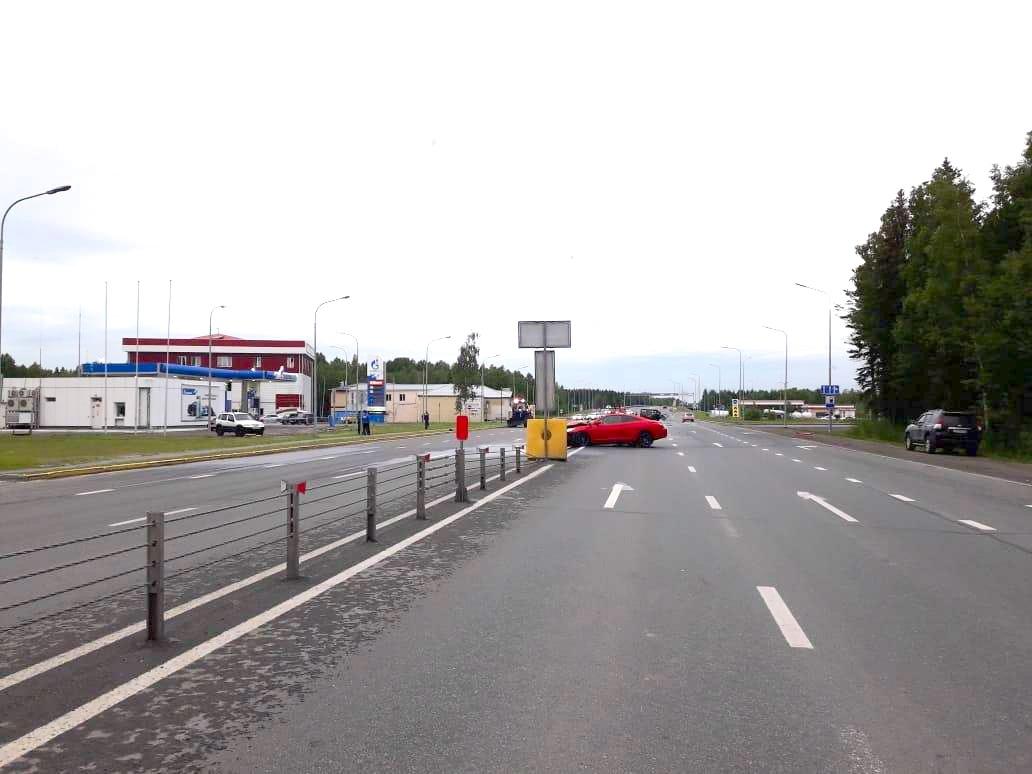 В Ханты-Мансийске водитель УАЗа устроил ДТП с пострадавшими