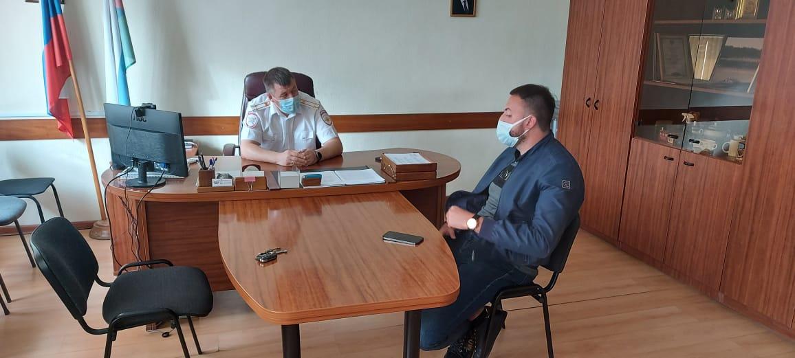 В Тюмени задержали водителя «Лексуса», 40 раз нарушившего ПДД 1