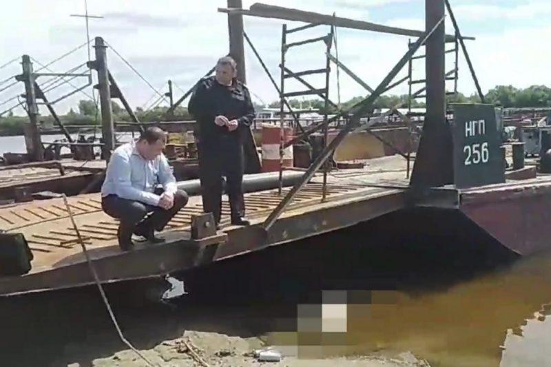 В Тюменском районе в Туре обнаружили тело мужчины