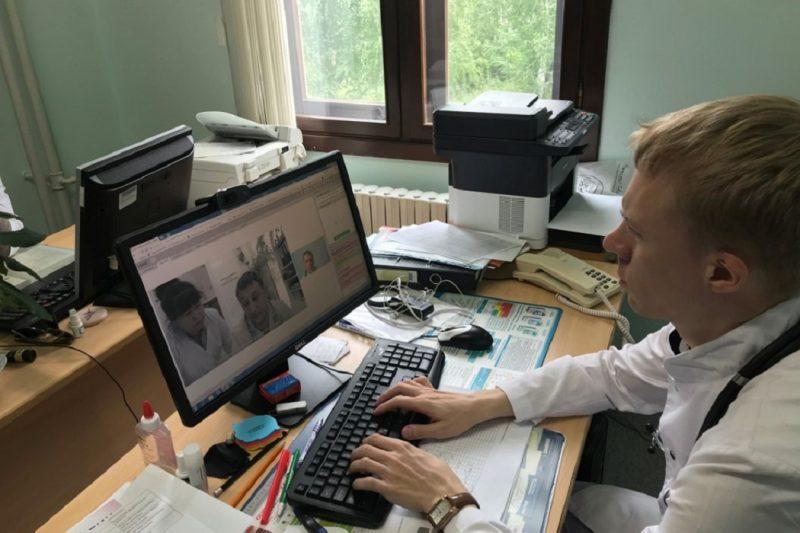 В Тюменской области к телемедицине подключены 281 ФАП и 54 больницы