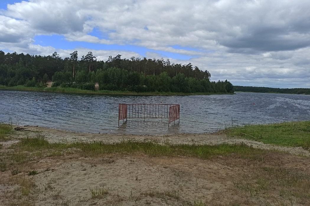 Вода + берег + водоём + река + озеро + места для купания детей