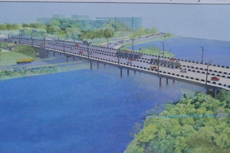 За 23 месяца в Челябинске закончат реконструкцию Ленинградского моста
