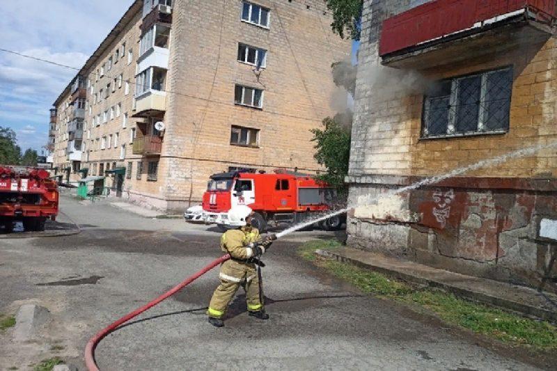 pozhar tagil IK Press sluzhba GUFSIN Rossii po Sverdlovskoy oblasti