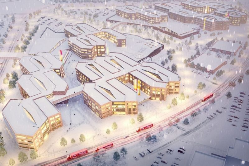 Евгений Куйвашев презентовал проект нового кампуса УрФУ