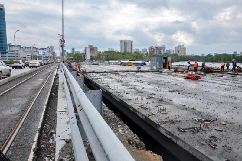 remont makarovskogo mosta