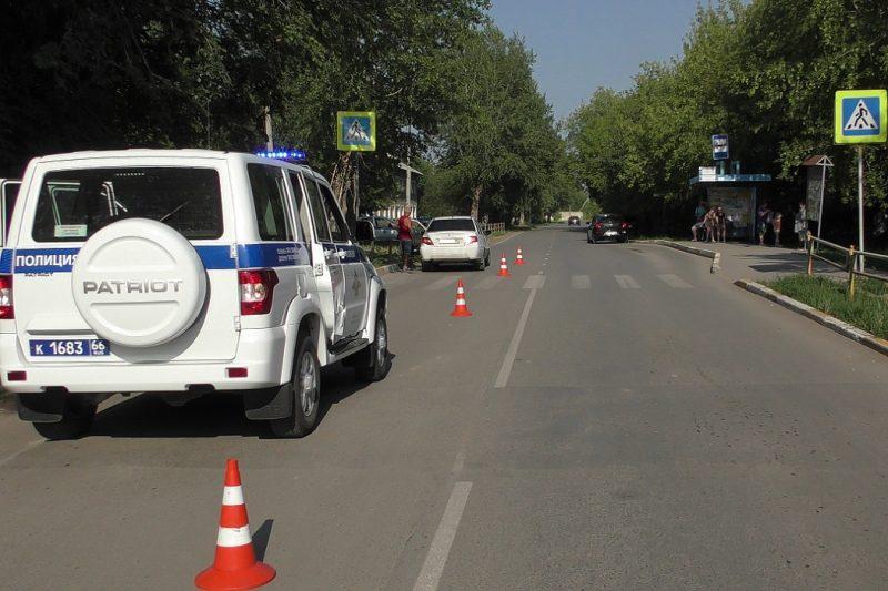 В Каменске-Уральском 65-летний водитель Daewoo сбил 11-летнюю девочку